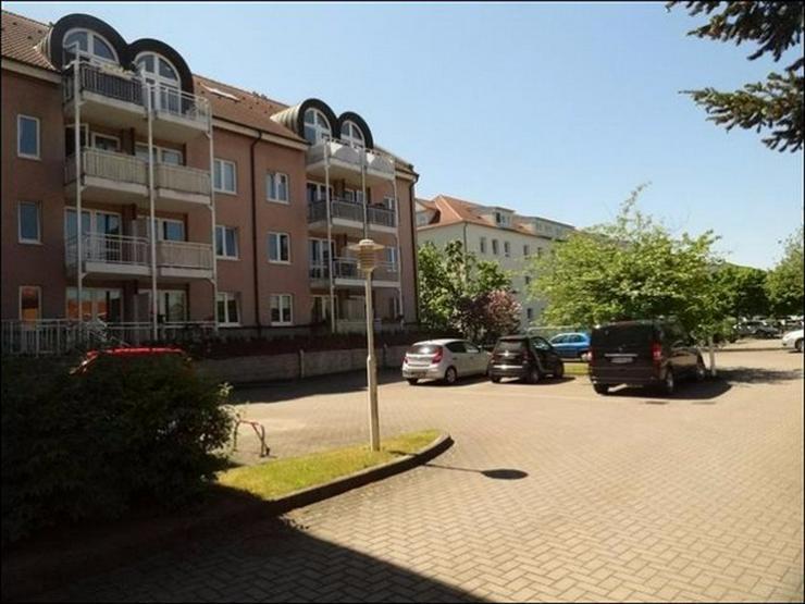 1-Raum-Wohnung mit Balkon im Erdgeschoss nahe der Innenstadt und dem Klinikum - Wohnung kaufen - Bild 2