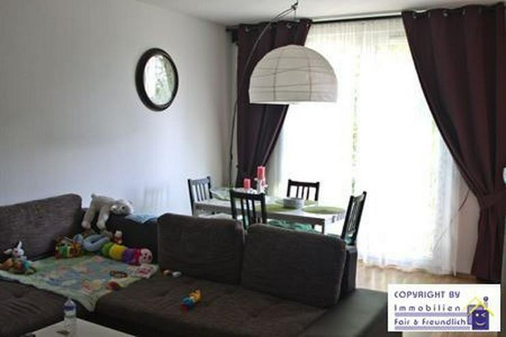 Bild 2: *IHR NEUES WOHLFÜHLHEIM! Neubau, hochw. 2-Zi. mit Sonnenbalkon und offener Küche*