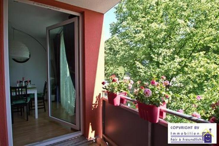 *IHR NEUES WOHLFÜHLHEIM! Neubau, hochw. 2-Zi. mit Sonnenbalkon und offener Küche* - Wohnung mieten - Bild 1
