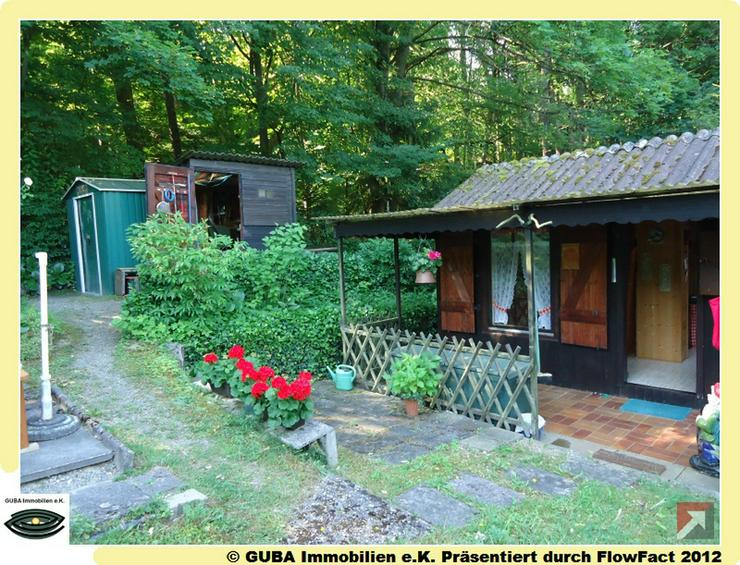 Niefern: großzügiges Freizeitgrundstück mit Gartenhaus in ruhiger Lage! - Grundstück kaufen - Bild 1