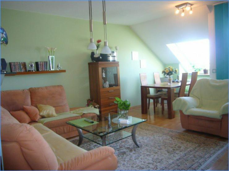 Bild 5: Gemütlich und schick: Sonnige Dachgeschoss-Wohnung mit herrlichem Ausblick! ***Erbpachtob...