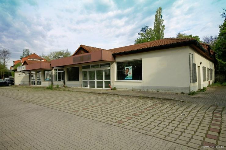209m² Ladenfläche in der Regensburger Straße 105, 06132 Halle - Gewerbeimmobilie mieten - Bild 1