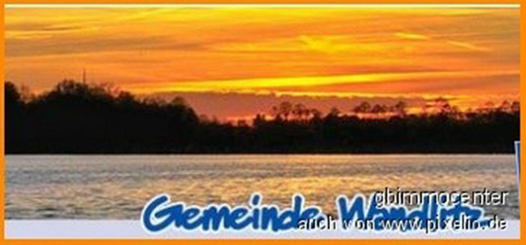 BUNGALOW, Schwellenlos mit Ausbaureserve - Wintergarten möglich - im WANDLITZER Seengebie... - Haus kaufen - Bild 1