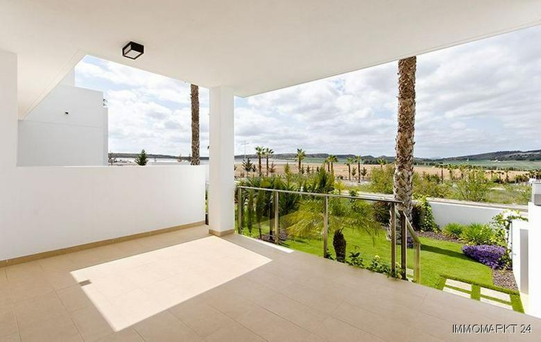 Bild 5: Moderne Erdgeschoss-Appartements mit Gemeinschaftspool in sehr schöner Golfanlage