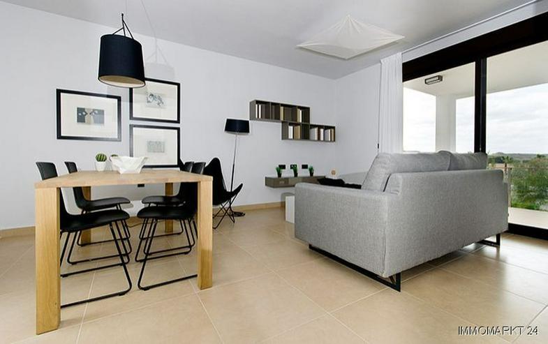 Bild 6: Moderne Erdgeschoss-Appartements mit Gemeinschaftspool in sehr schöner Golfanlage