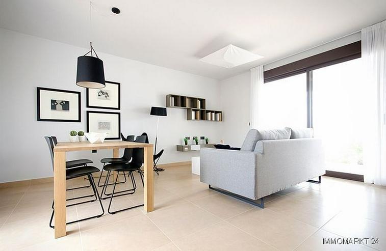 Bild 4: Moderne Obergeschoss-Appartements mit Gemeinschaftspool in sehr schöner Golfanlage