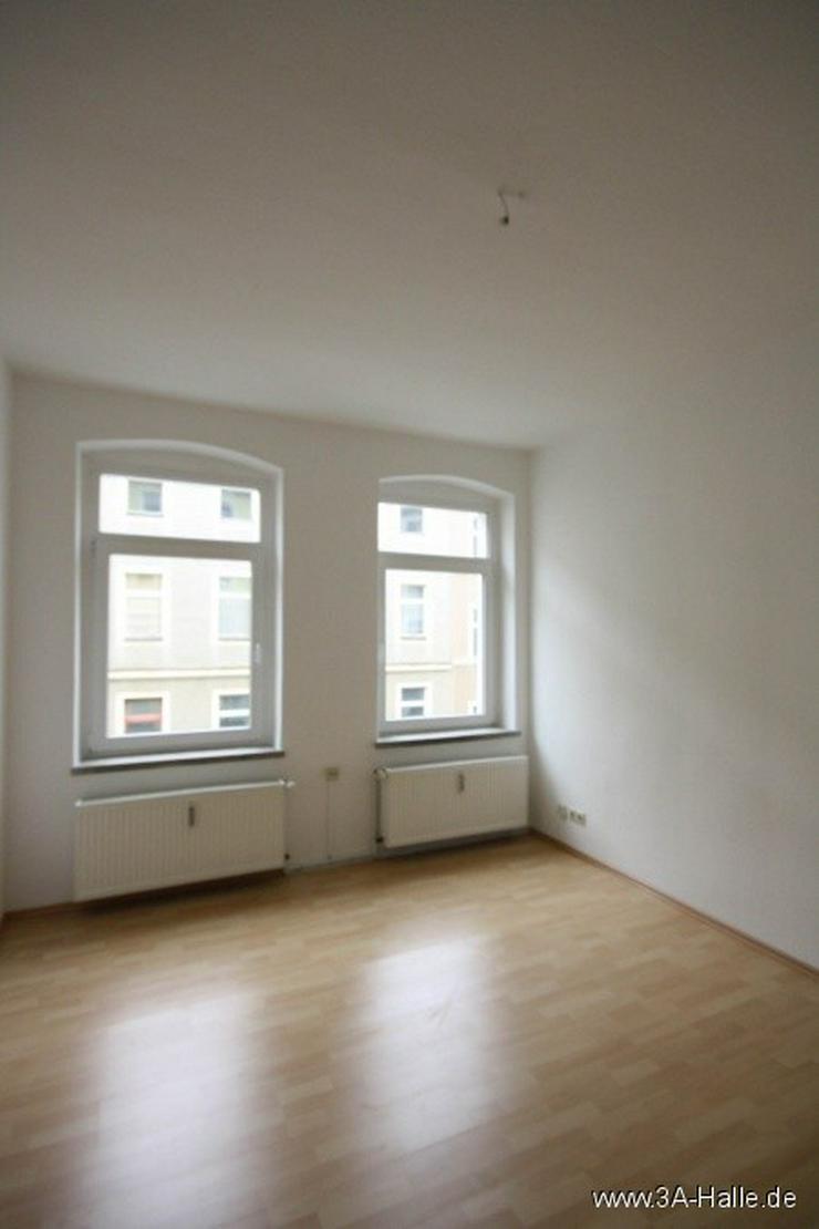 Bild 2: Helle 2-Raum-Wohnung mit Gemeinschaftsgarten