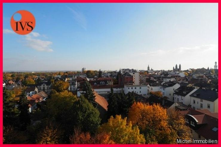 Bild 6: ** Blick über Bad Homburg ** Schick sanierte, barrierefreie 2-Zi. ETW mit Loggia Nähe In...