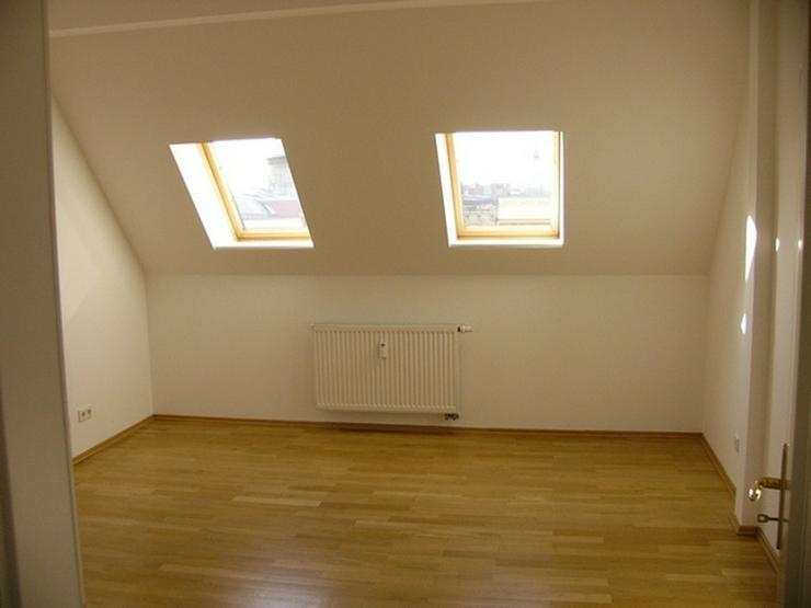 Bild 4: Parkett geölt/gewachst oder mit Lack? Freie Dachgeschoss-WE. Der Käufer entscheidet!