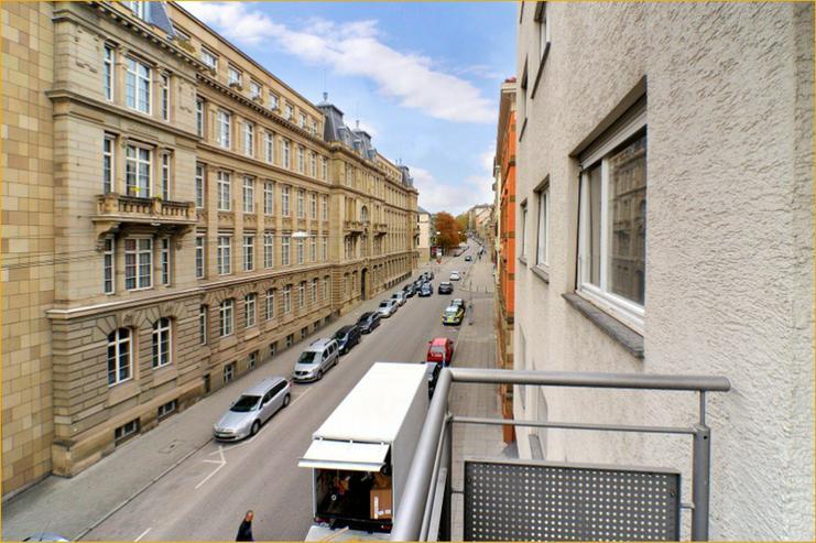 Bild 2: Für Stadtmenschen: Zentrumsnahe 3-Zimmer-Wohnung in Stuttgart-Mitte