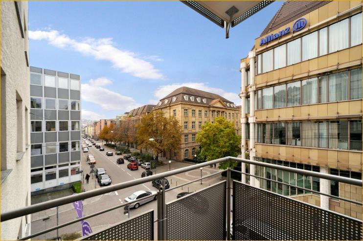 Für Stadtmenschen: Zentrumsnahe 3-Zimmer-Wohnung in Stuttgart-Mitte - Wohnung kaufen - Bild 1