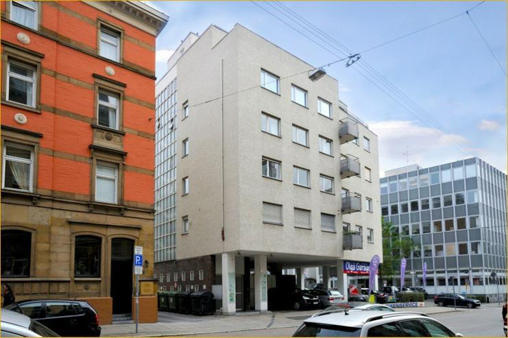 Bild 3: Für Stadtmenschen: Zentrumsnahe 3-Zimmer-Wohnung in Stuttgart-Mitte