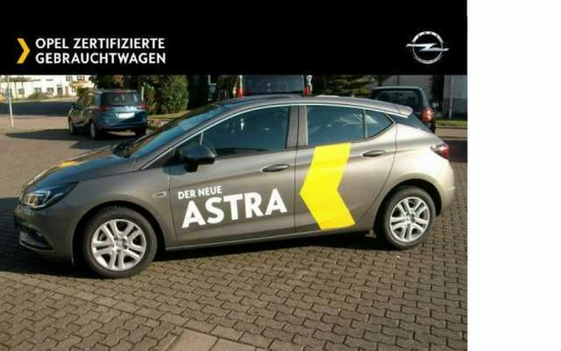 Bild 2: OPEL Astra K 1.6 CDTI Edition