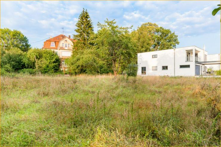 Bild 2: Baugrundstück in zentraler Lage von Plüderhausen