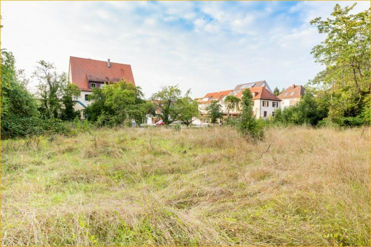 Bild 3: Baugrundstück in zentraler Lage von Plüderhausen