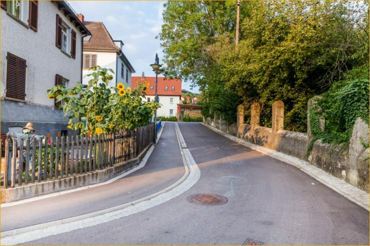 Bild 11: Baugrundstück in zentraler Lage von Plüderhausen