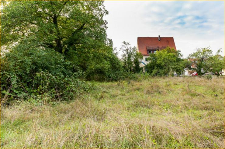 Bild 5: Baugrundstück in zentraler Lage von Plüderhausen
