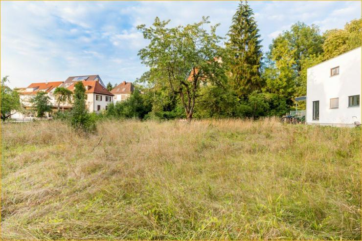 Bild 4: Baugrundstück in zentraler Lage von Plüderhausen