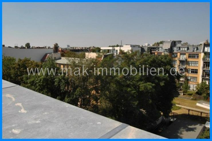 MAK Immobilien empfiehlt: Schicke 3 Zimmer-Dachgeschoss-Wohnung in Friedrichshain mieten - Wohnung mieten - Bild 1