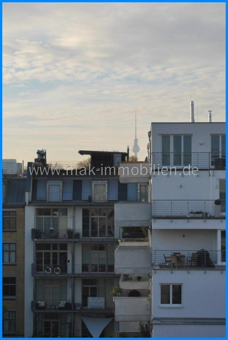 Bild 5: MAK Immobilien empfiehlt: Schicke 3 Zimmer-Dachgeschoss-Wohnung in Friedrichshain mieten