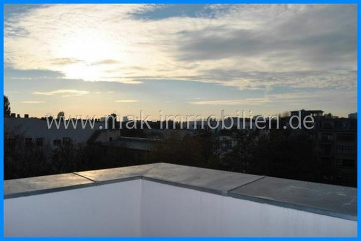 Bild 4: MAK Immobilien empfiehlt: Schicke 3 Zimmer-Dachgeschoss-Wohnung in Friedrichshain mieten
