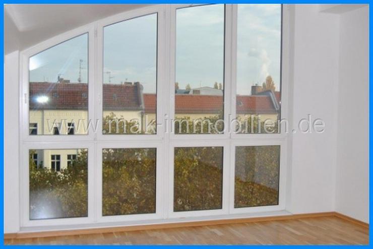 Bild 7: MAK Immobilien empfiehlt: Schicke 3 Zimmer-Dachgeschoss-Wohnung in Friedrichshain mieten