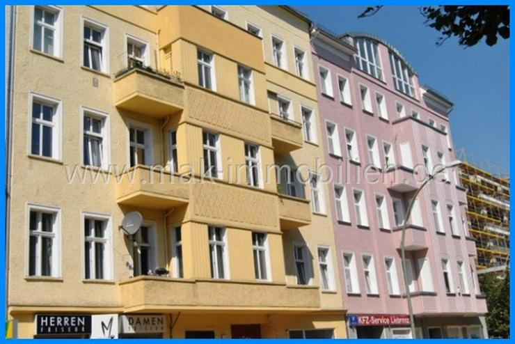MAK Immobilien empfiehlt: 3 Zimmer-Wohnung zur Miete in Berlin - Friedrichshain - Wohnung mieten - Bild 1