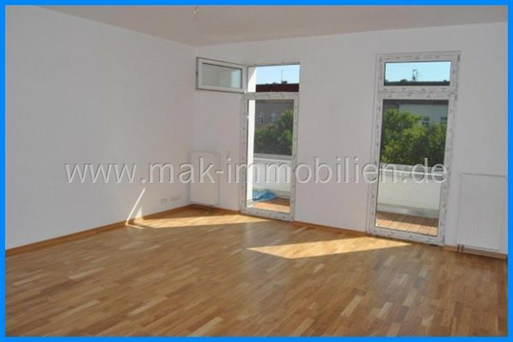 MAK Immobilien empfiehlt: 3 Zimmer in Friedrichshain + Balkon zur Miete - Wohnung mieten - Bild 1