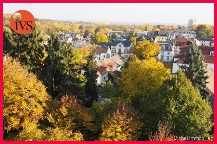 ** Blick über Bad Homburg ** Schick sanierte, barrierefreie 2-Zi. ETW mit Loggia Nähe In... - Bild 1