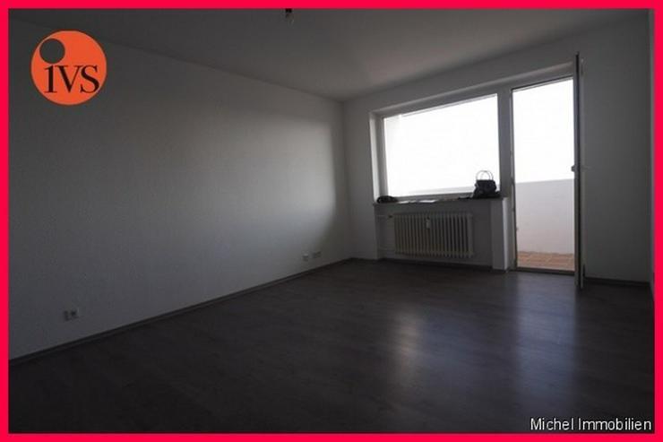 Bild 3: ** Blick über Bad Homburg ** Schick sanierte, barrierefreie 2-Zi. ETW mit Loggia Nähe In...