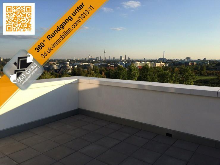 Bild 3: Riedberg von seiner besten Seite - mit Blick zur Skyline