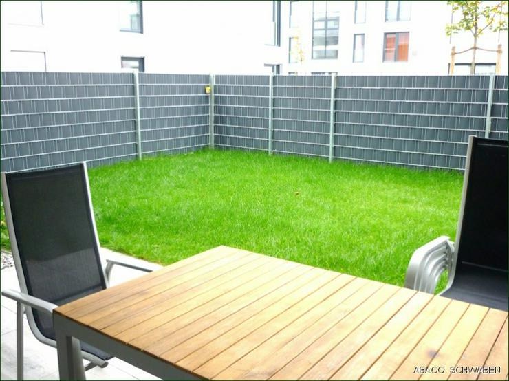 Provisionsfrei! Nicht alltägliche Luxus- Gartenwohnung zentrumsnah in Top Lage in Augsbur... - Wohnung kaufen - Bild 1