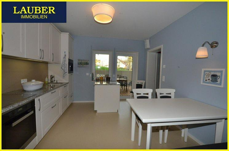 Bild 3: LAUBER IMMOBILIEN: Wohnhaus in ebener Stadtlage, als 1-FH oder 2-FH nutzbar, Bad Orb