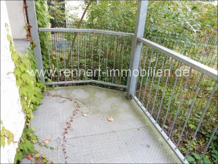 Bild 3: -> Gemütliche 2-Raumwohnung mit Balkon und Einbauküche nähe Abtnaundorfer Park