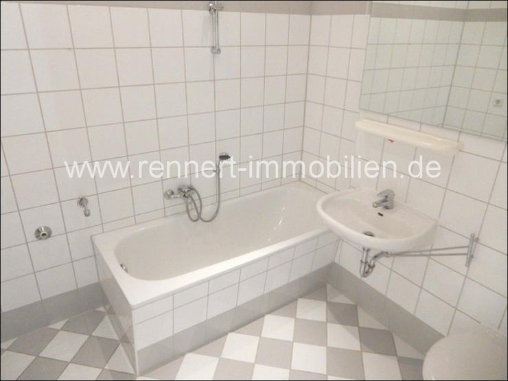 -> Gemütliche 2-Raumwohnung mit Balkon und Einbauküche nähe Abtnaundorfer Park