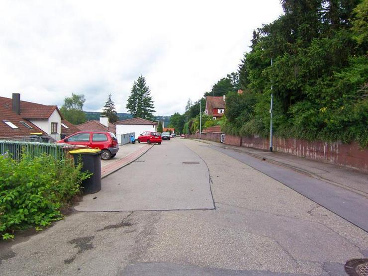 Bild 6: Zentrumsnah mit Fernsicht - 1-4 Familienhaus möglich - Baugrundstück in sonniger und exp...