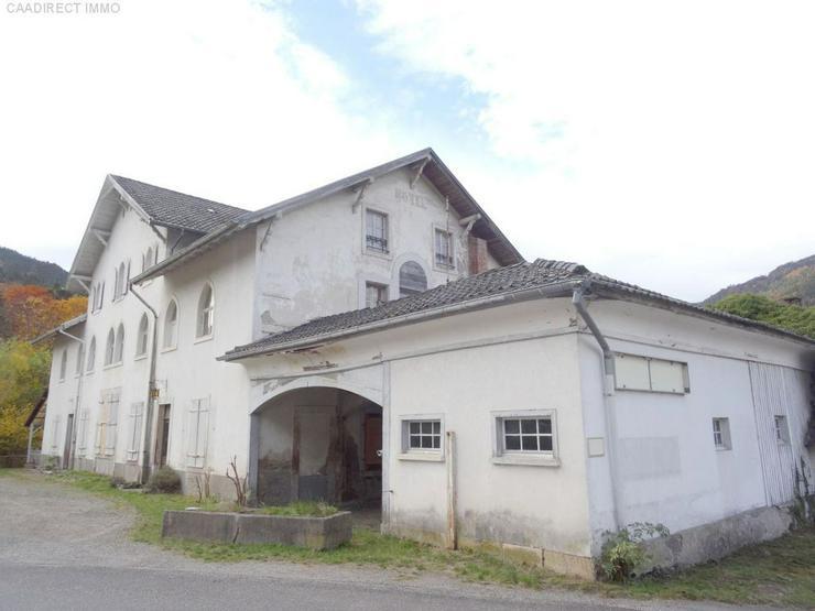 Bild 5: Herrenhaus zu renovieren in den Vogesen