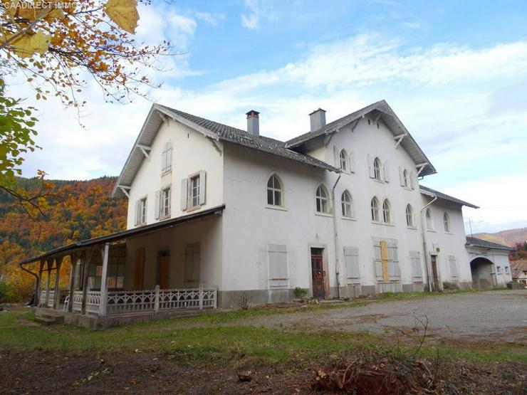 Bild 2: Herrenhaus zu renovieren in den Vogesen