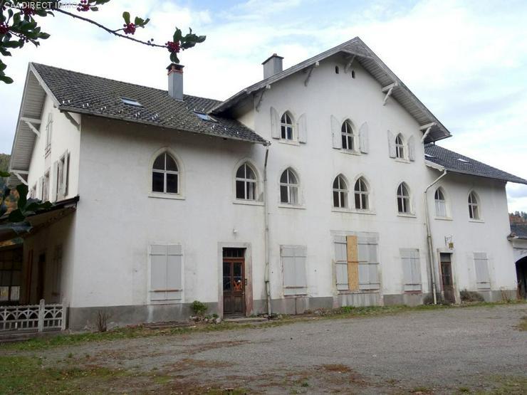 Bild 4: Herrenhaus zu renovieren in den Vogesen