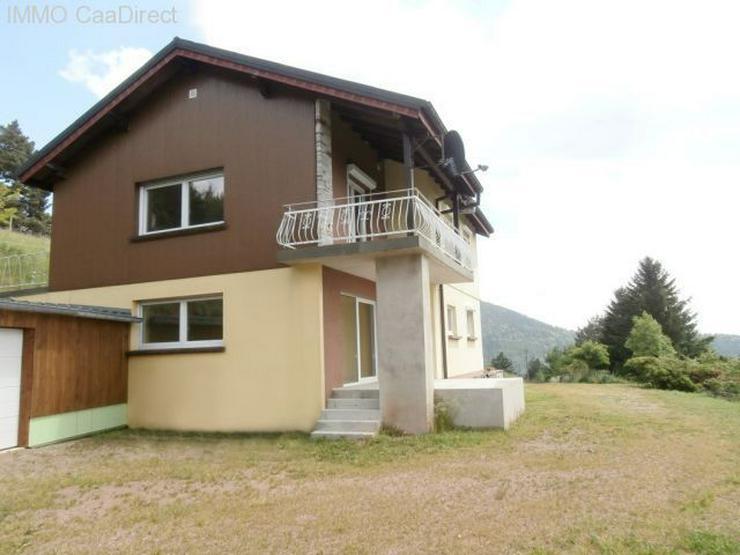Bild 2: Chaletähnliches Berghaus in fantastischer Lage auf 1 Hektar Land mit Panorama Fernblick i...