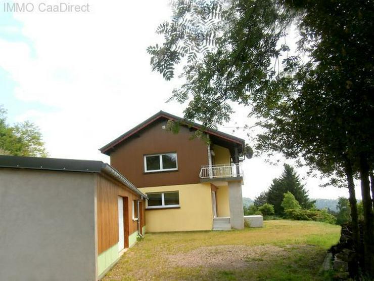 Bild 4: Chaletähnliches Berghaus in fantastischer Lage auf 1 Hektar Land mit Panorama Fernblick i...
