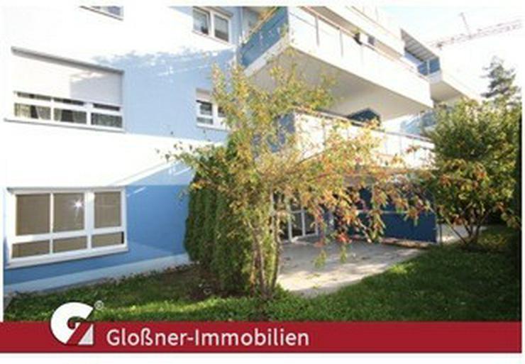Zur Kapitalanlage! Moderne, barrierefreie 4-Zimmer-ETW mit Garten u. Terrasse. - Wohnung kaufen - Bild 1