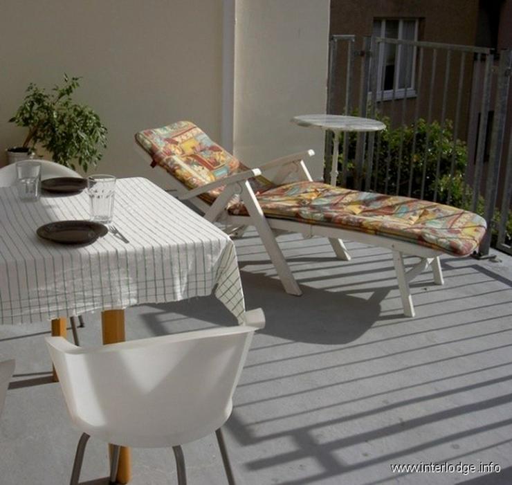 Bild 3: INTERLODGE Modern möbliertes Top-Apartment mit 2 Terrassen und Garten in Düsseldorf-Pemp...