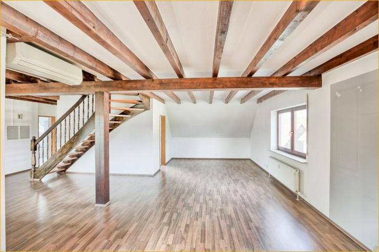 Bild 3: Provisionsfrei: Maisonette-Wohnung mit schöner Aufteilung