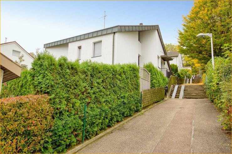 Seltene Gelegenheit: Höhenlage + Kamin + sep. Einliegerwohnung + Garten - Haus kaufen - Bild 1