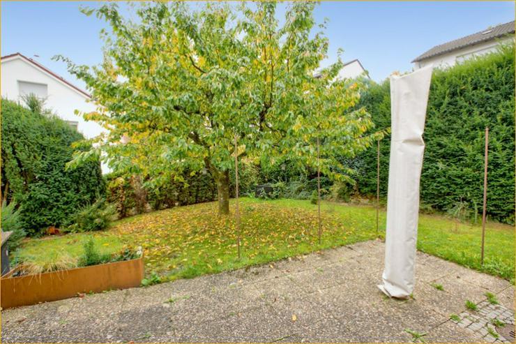 Bild 2: Seltene Gelegenheit: Höhenlage + Kamin + sep. Einliegerwohnung + Garten