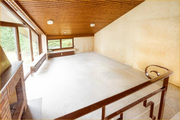 Bild 5: Seltene Gelegenheit: Höhenlage + Kamin + sep. Einliegerwohnung + Garten