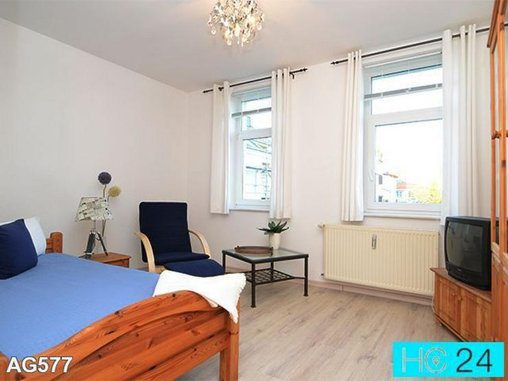 Möblierte Wohnung in Leipzig + GOHLIS + nahe A 9/ A 14 + zwei ...