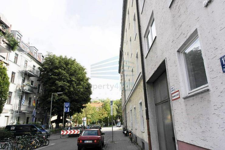 Schöne, helle, möblierte 2-Zimmer Wohnung im Stadtteil Au - Wohnen auf Zeit - Bild 1