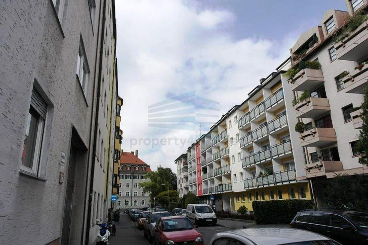 Bild 2: Schöne, helle, möblierte 2-Zimmer Wohnung im Stadtteil Au